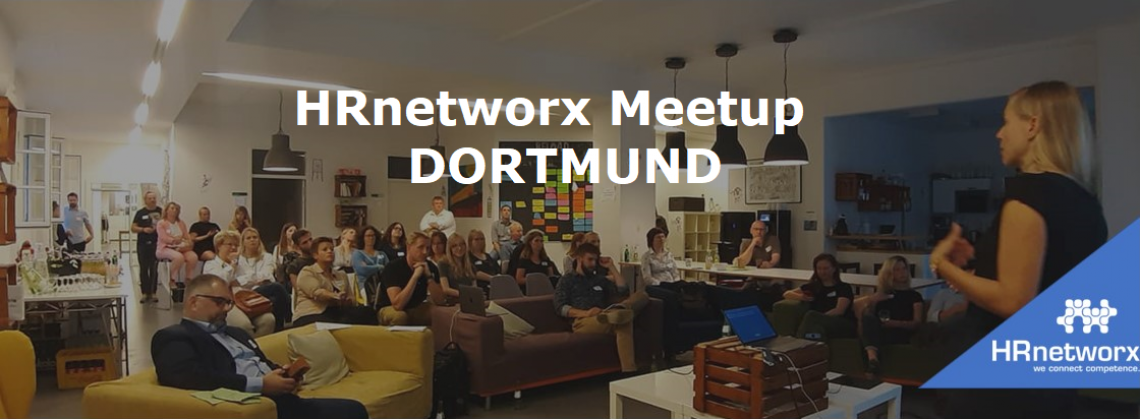 ONLINE ! HRnetworx Meetup (Dortmund) am 10.06.2020