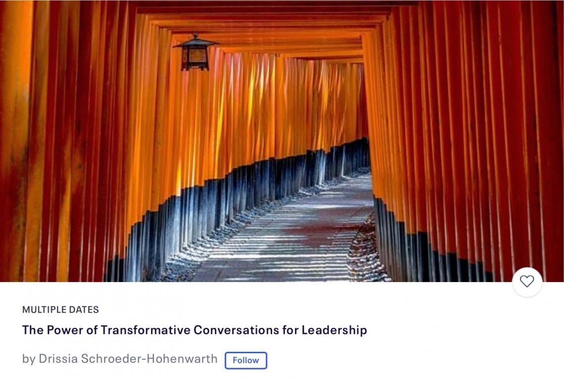 The Power of Transformative Conversations for Leadership