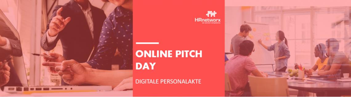 ONLINE PITCH DAY: Digitale Personalaktemit: Personio und VRG HR