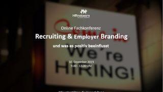 "Online Fachkonferenz ""Recruiting & Employer Branding"""